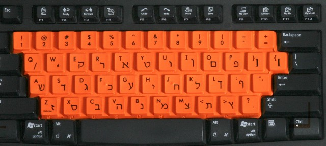 Non English Layout Keyboard Covers