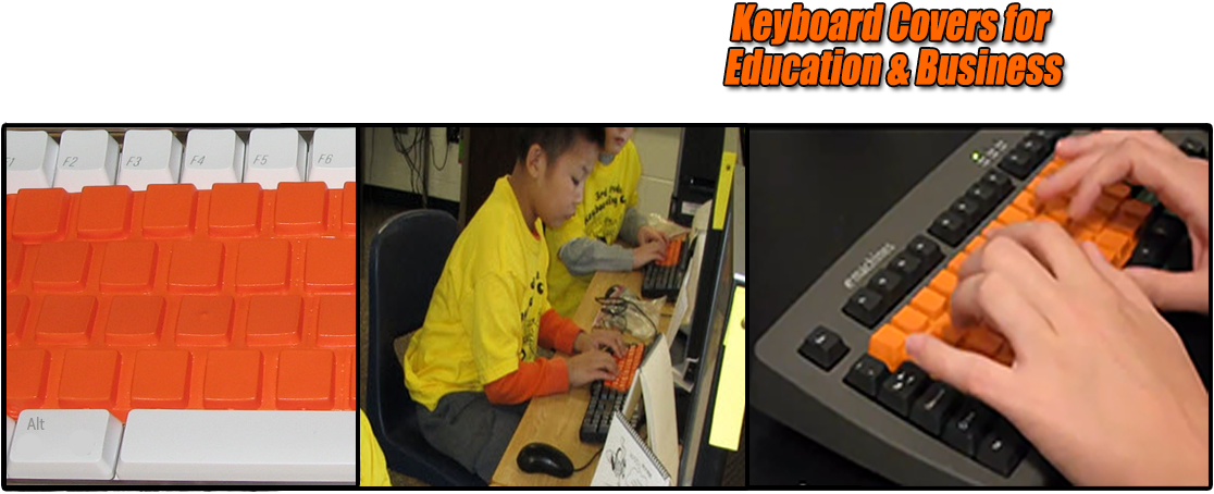 Keyboard Covers for Education and Business